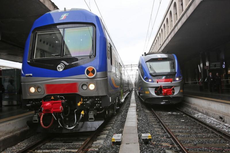 Pendolari treni