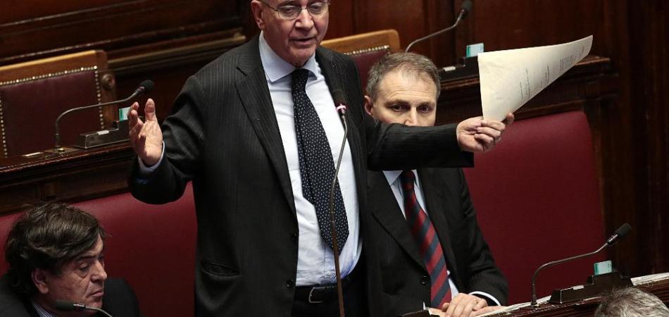 rocco buttiglione candidato sindaco elezioni roma 2016