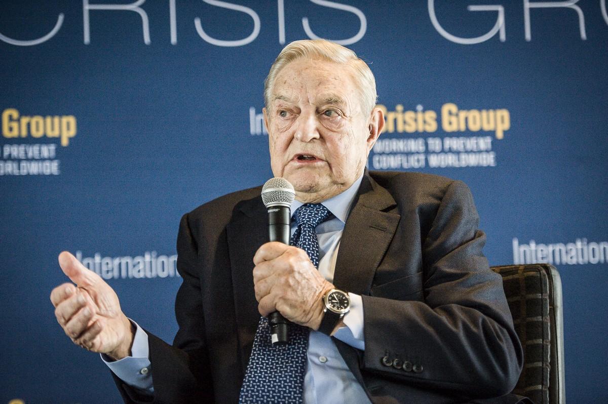 Russia George Soros