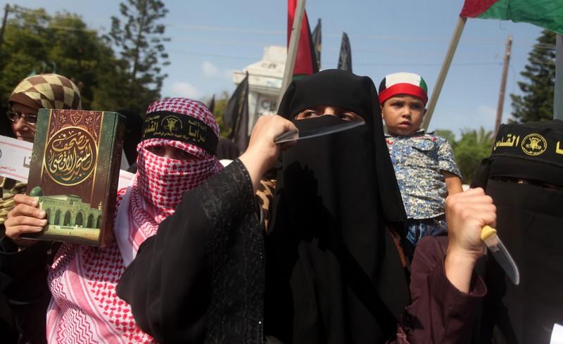 Francia donne jihadiste