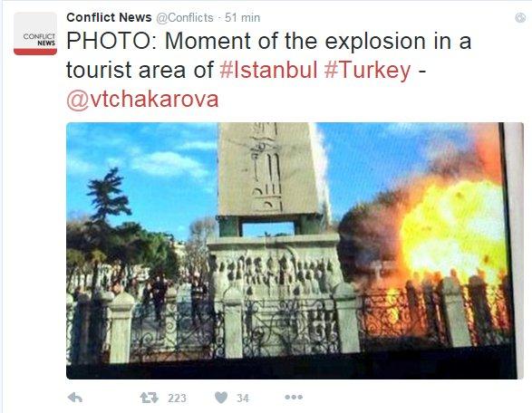 foto istanbul bufala