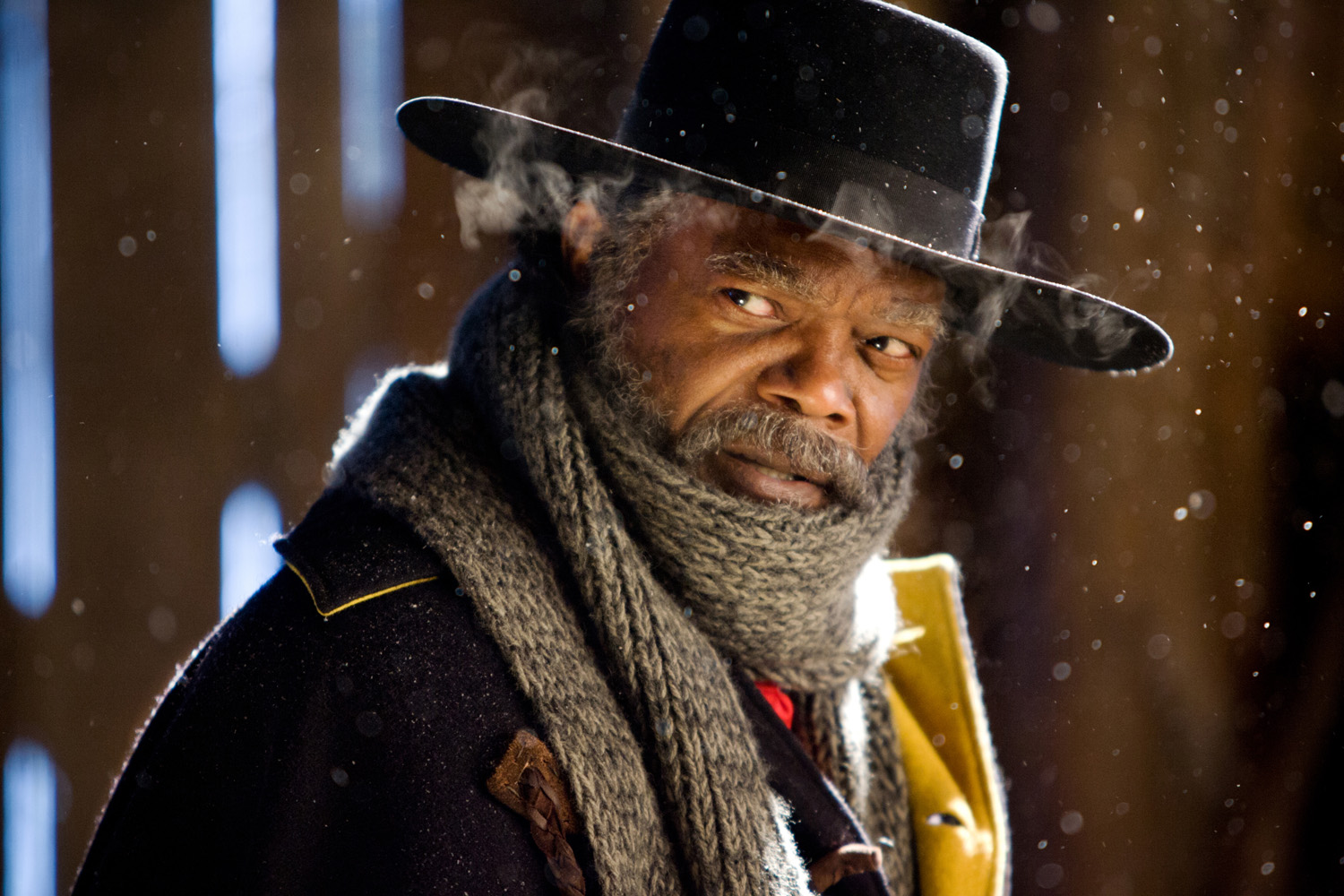 The Hateful Eight, la nuova pellicola Tarantino a Cinecittà