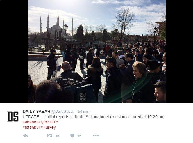 istanbul attentato persone