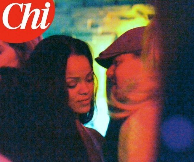 Leonardo DiCaprio e Rihanna: ecco le foto del bacio!