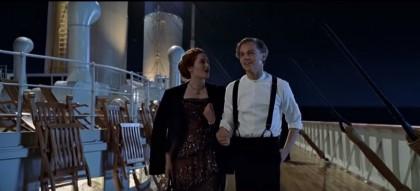 titanic scena cancellata video