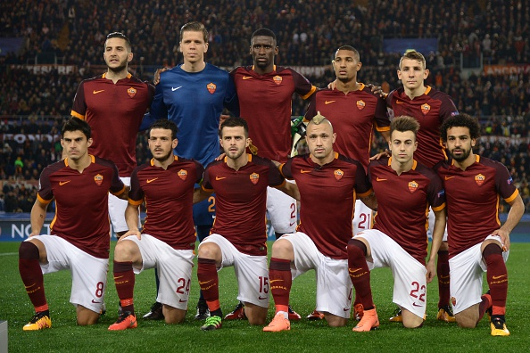 ROMA-REAL MADRID 0-2