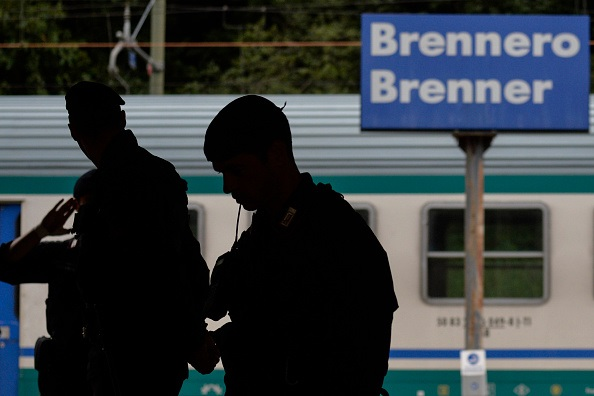 austria barriera migranti