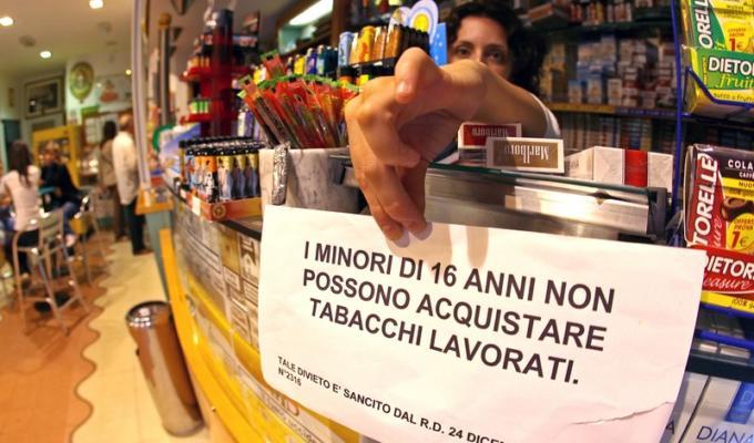 bufala aumento prezzo sigarette