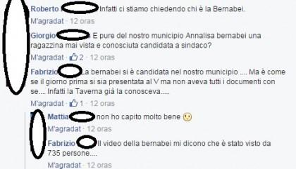 candidati sindaco m5s roma