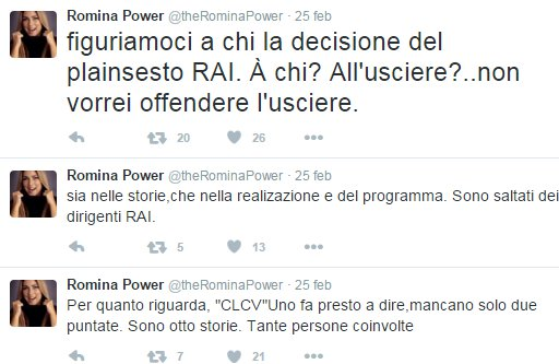 così lontani così vicini romina power