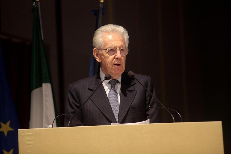 Mario Monti no al referendum costituzionale