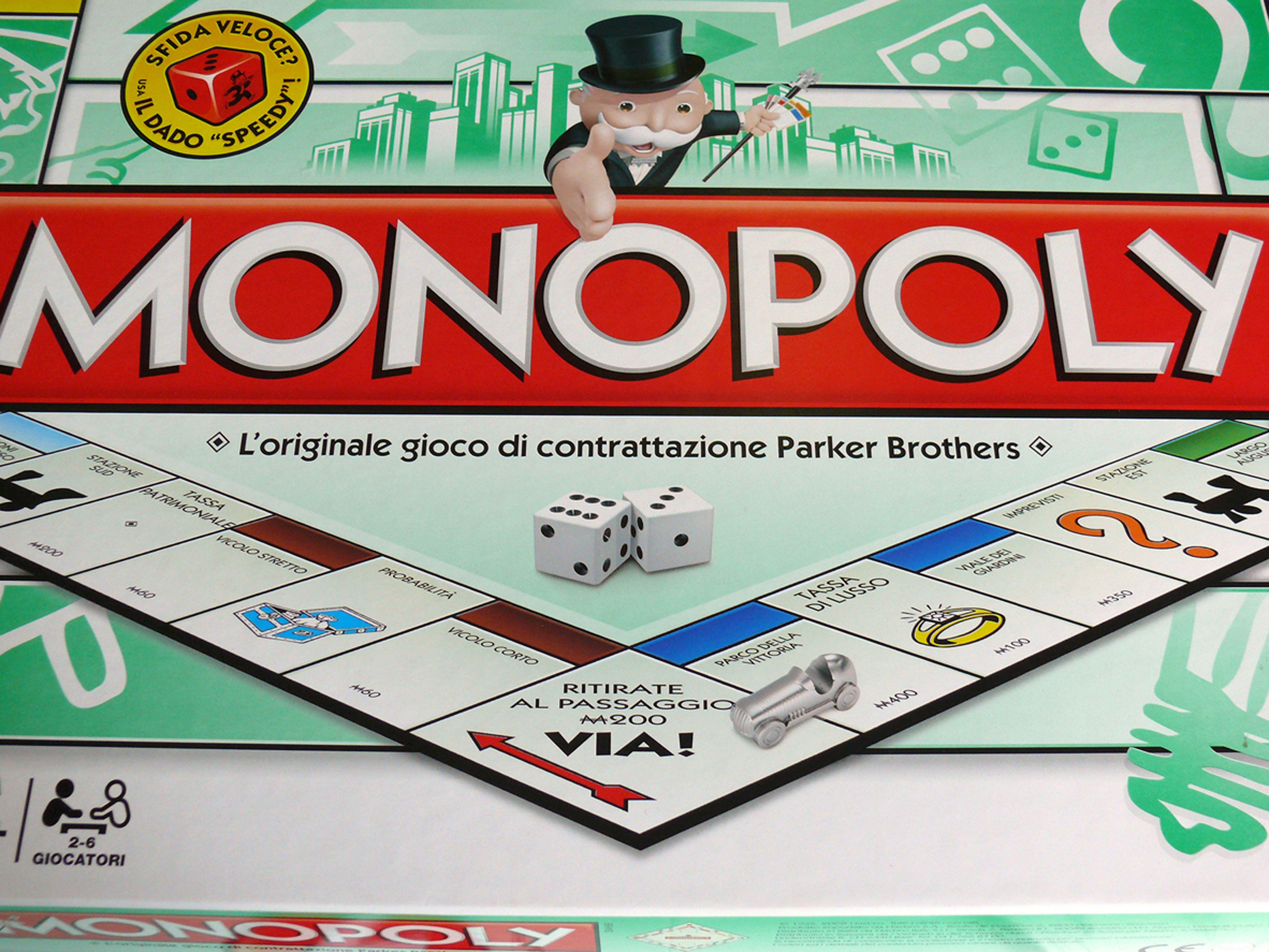 il nuovo monopoli con il bancomat foto 3 di 5