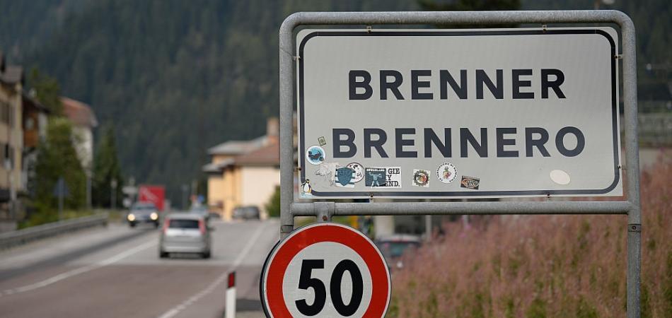 muro al Brennero
