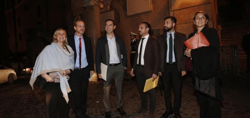 primarie municipi pd roma presidenti
