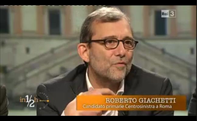 primarie pd roma 2016 confronto roberto giachetti