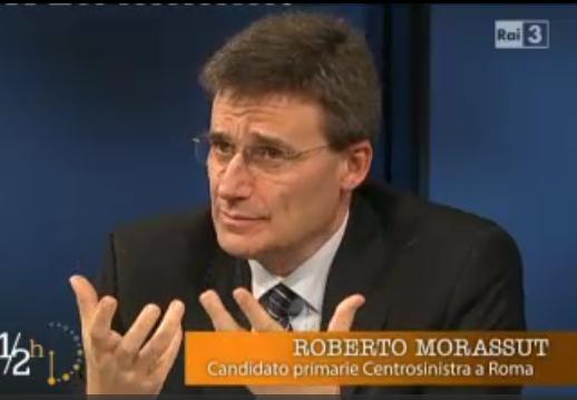 primarie pd roma 2016 confronto roberto morassut