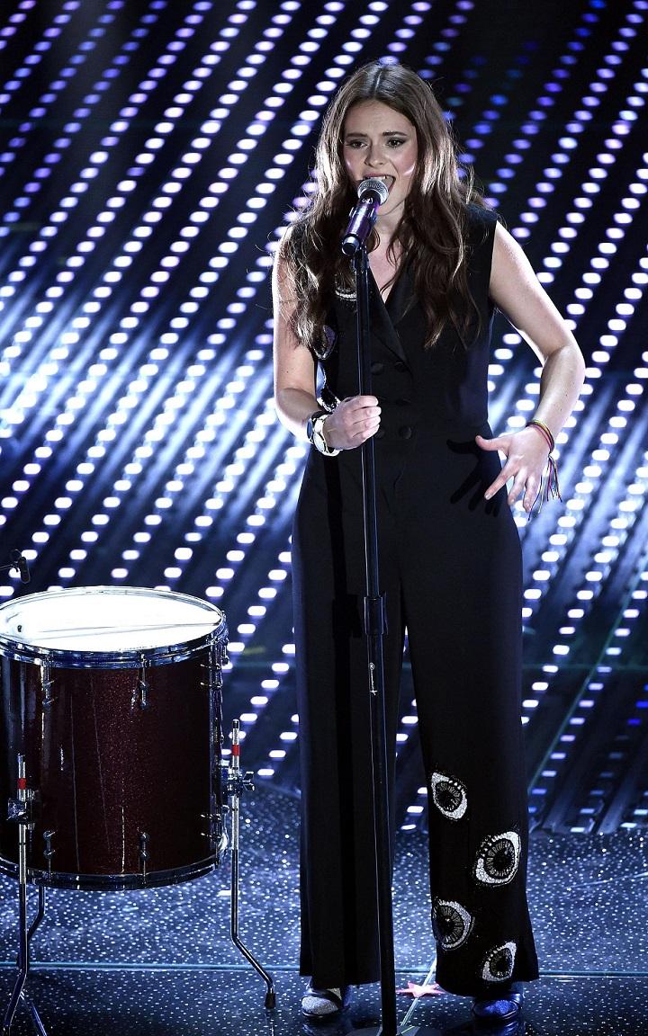 Vestiti Sanremo 2016   Vallette cantanti ospiti