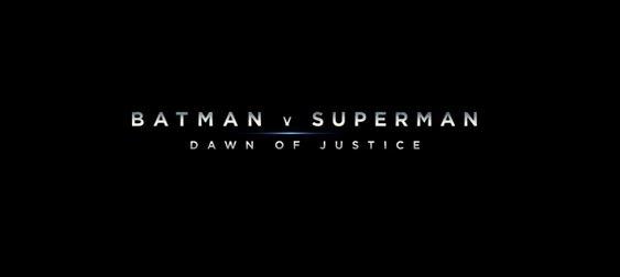 Batman v Superman Ben Affleck