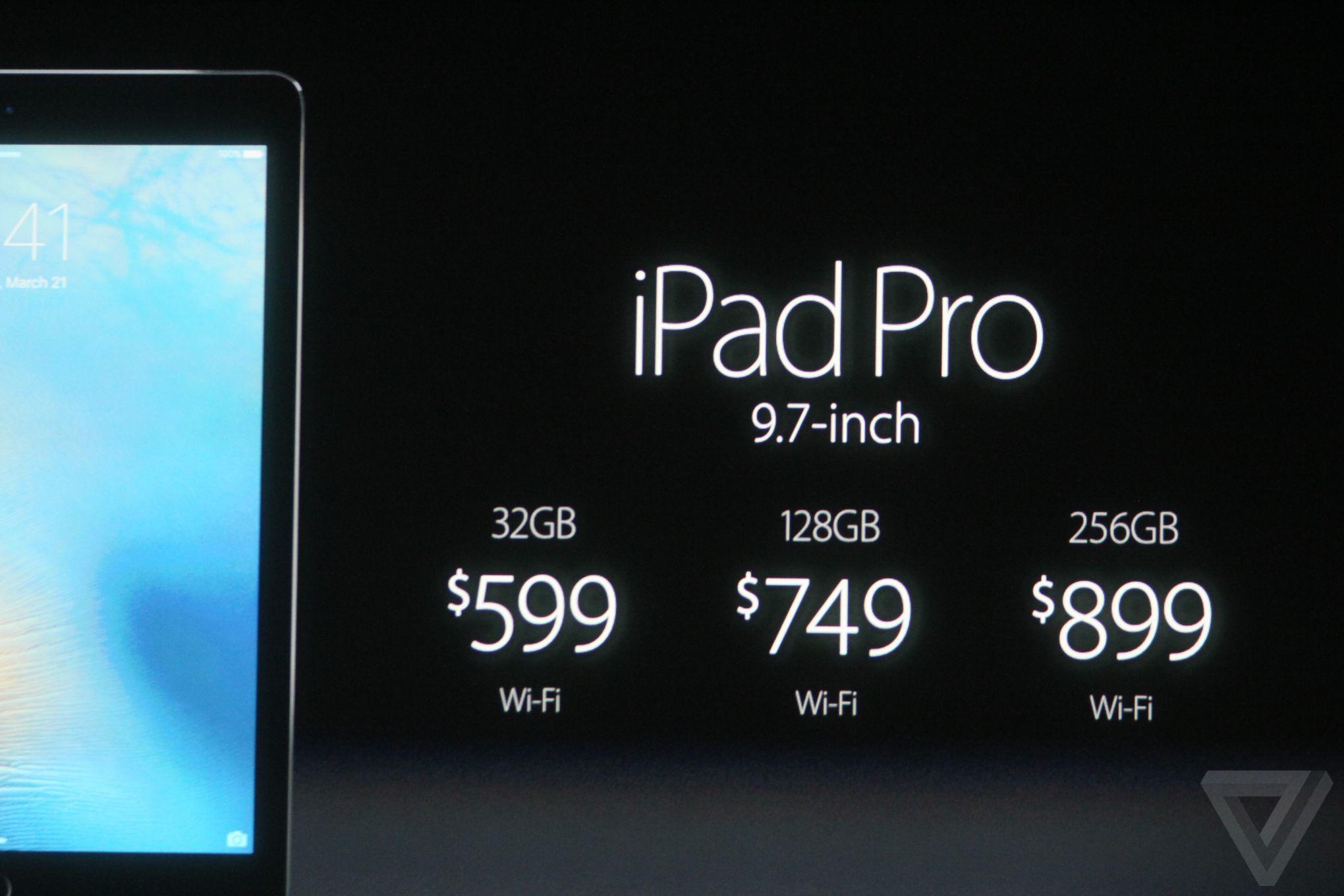Apple Keynote 2016