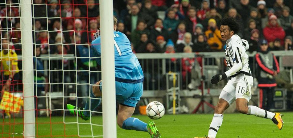 bayern-juventus video gol e highlights
