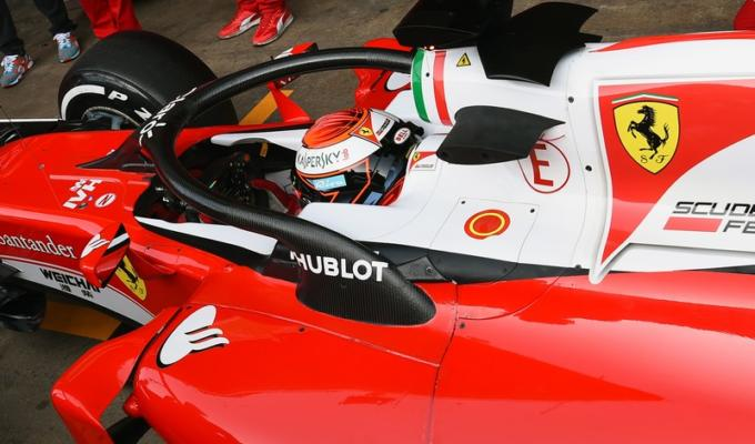 Formula 1 2016 Halo
