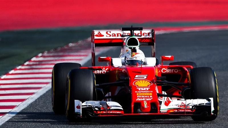 Formula 1 2016, Gran Premio d'Australia