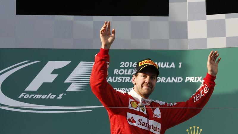 Formula 1 Gran Premio del Bahrein