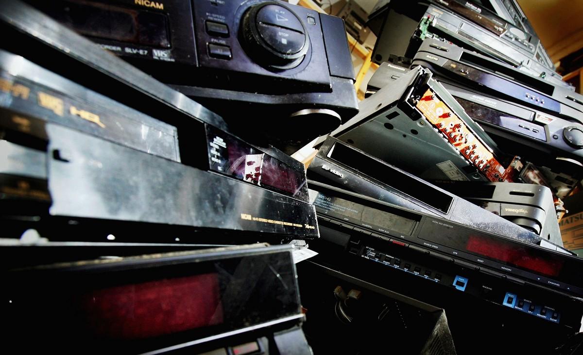 Le 25 vecchie videocassette che possono renderti ricco ...