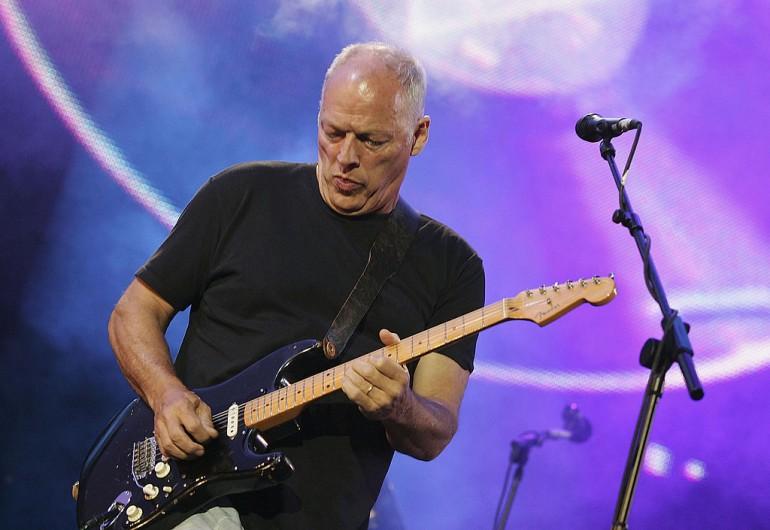 David Gilmour, due concerti al Circo Massimo