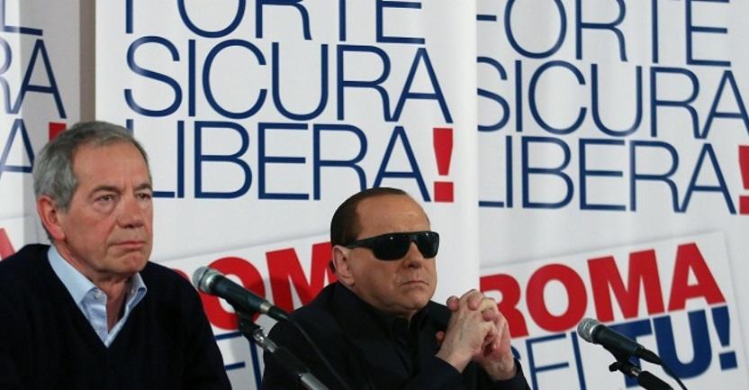 Guido Bertolaso ritiro