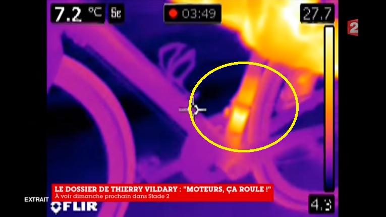 Bicicletta motore elettrico