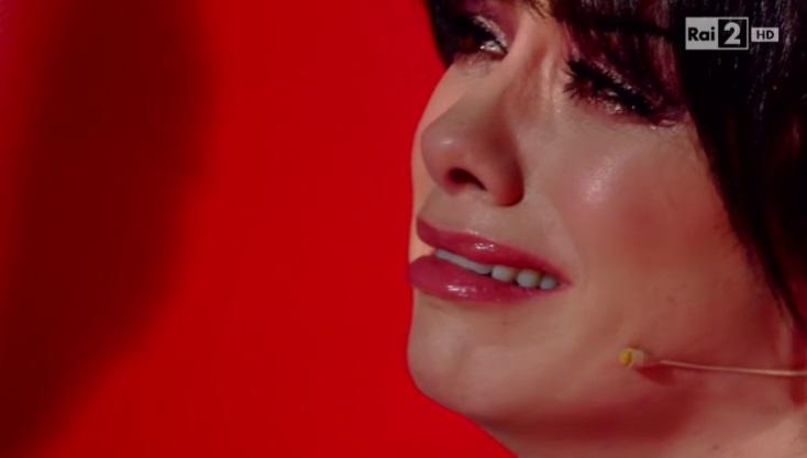 dolcenera piange