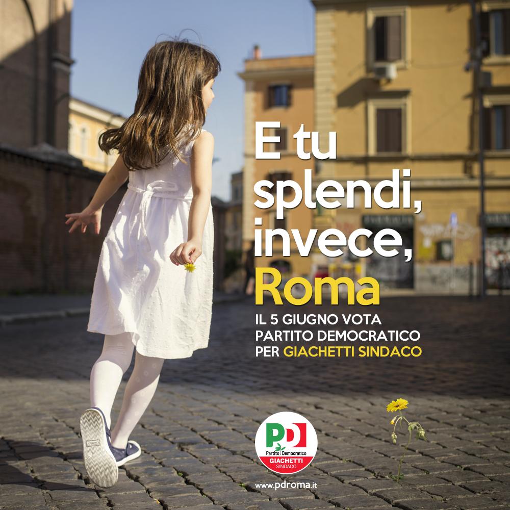 Lista pd amministrative roma 2016 ecco i nomi for Lista onorevoli pd