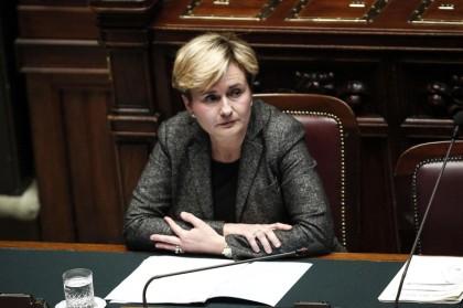 federica guidi dimissioni lettera