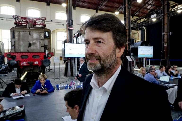 Il ministro della Cultura Dario Franceschini (AnsaFoto)