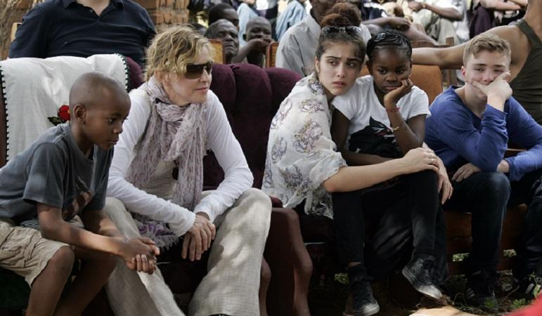 Madonna Rocco Ritchie