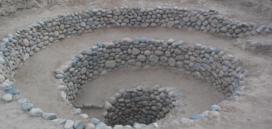 Spirali nel deserto del Perù