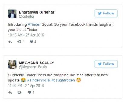tinder social facebook