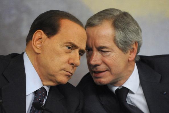 Roma, Berlusconi: