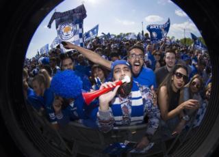 Festa Leicester