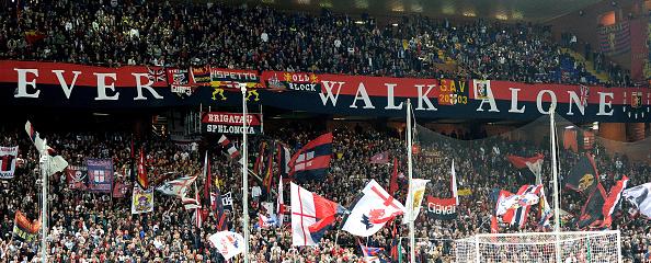 Genoa-Roma presentazione