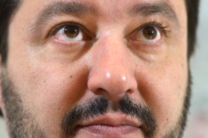 Matteo Salvini il Silvio Berlusconi dei social