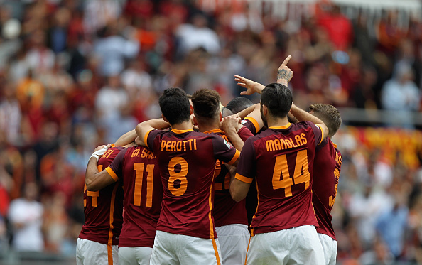 ROMA-CHIEVO 3-0 VIDEO GOL HIGHLIGHTS
