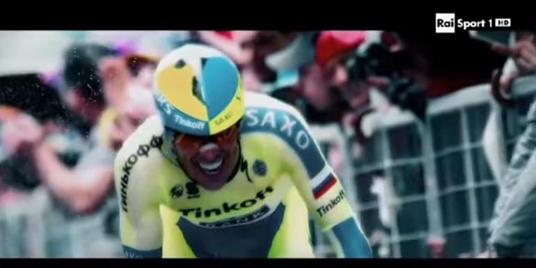 giro italia 2016 spot ciclismo video