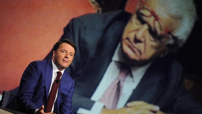 Denis Verdini Matteo Renzi