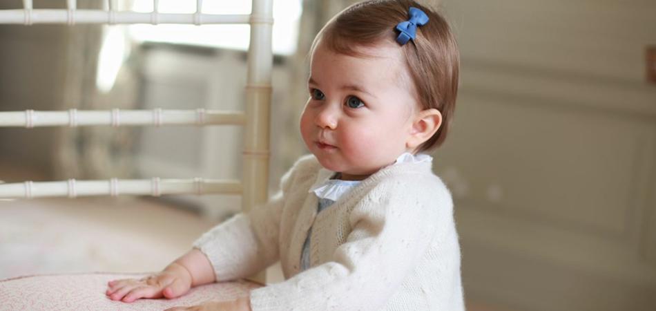 principessa charlotte FOTO