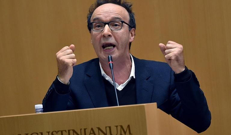 Roberto Benigni Referendum