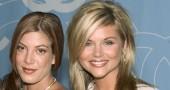 Beverly Hills 90210, Tori Spelling e Tiffani Thiessen fanno pace dopo dieci anni