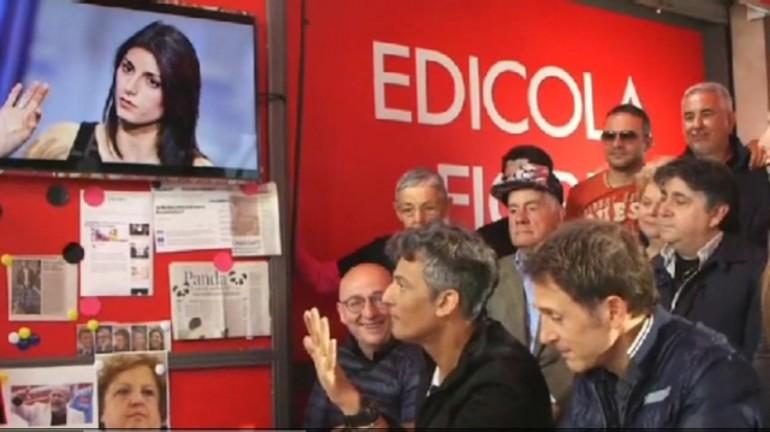 Edicola Fiore, al via oggi 31 maggio su Sky Uno e Tv8