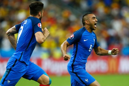 FRANCIA-ROMANIA 2-1 VIDEO GOL HIGHLIGHTS